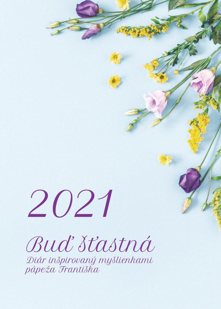 Diár pre veriacu ženu 2021