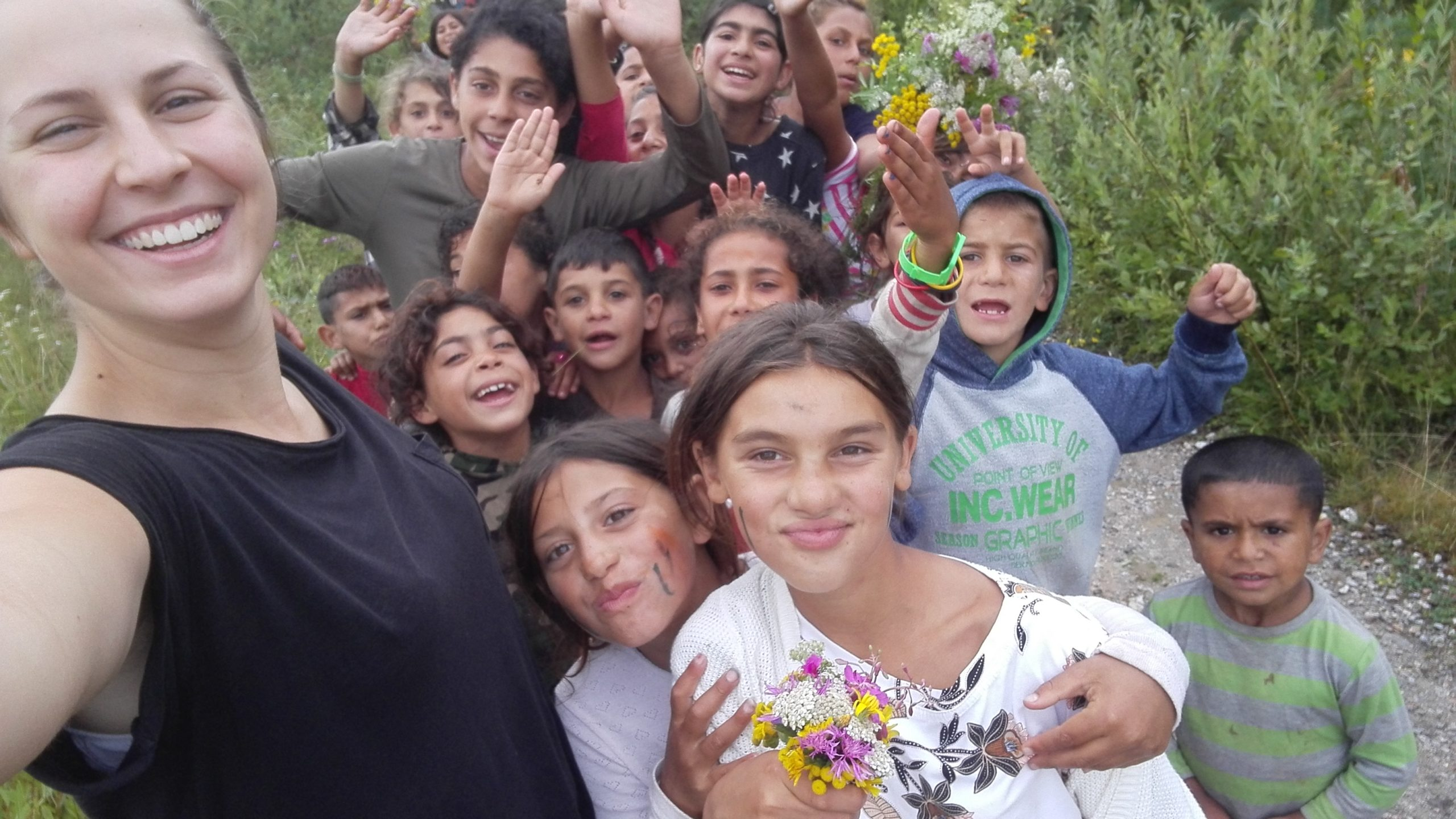 Rakúsy 2020 – rómsky tábor