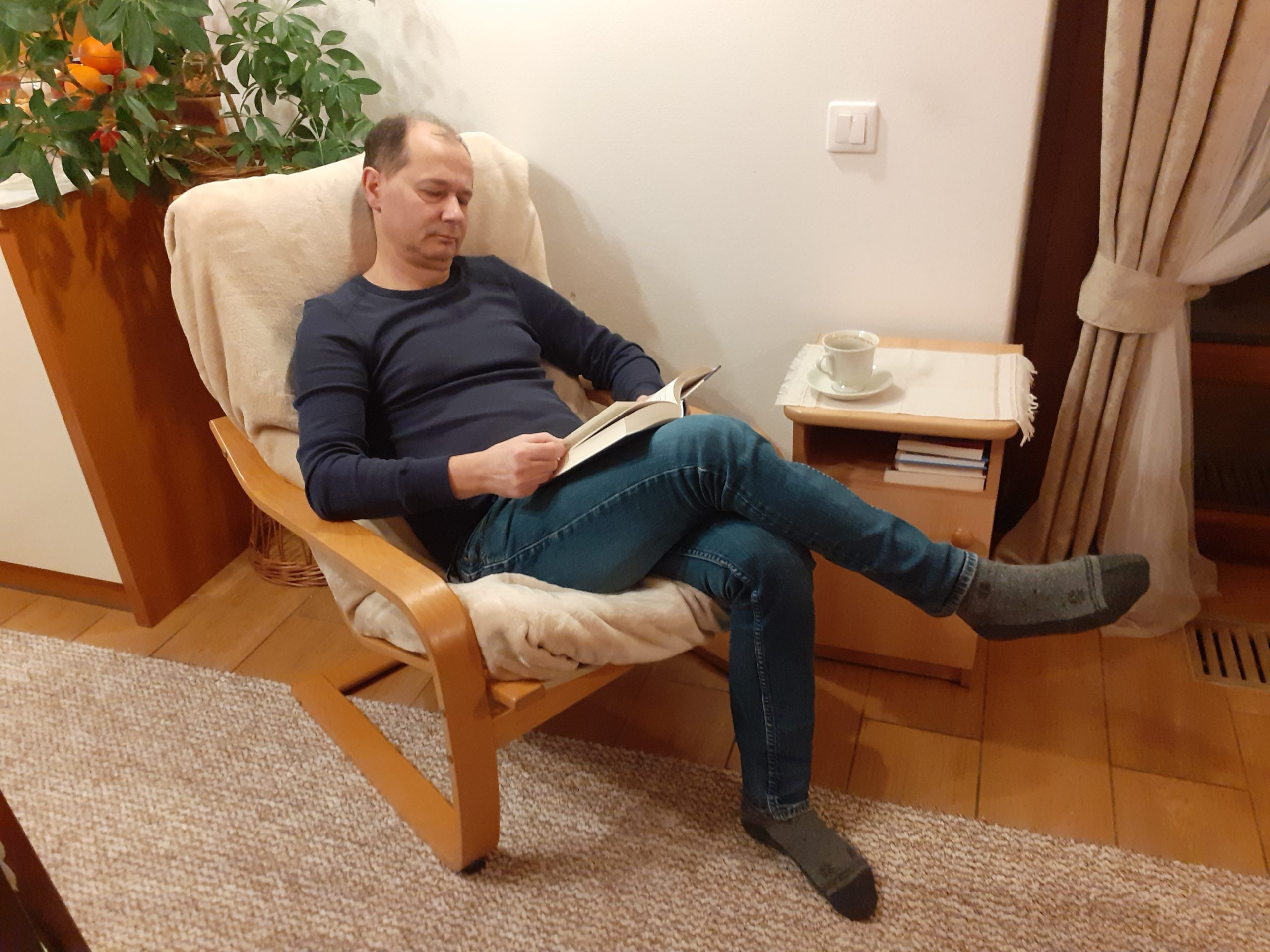 """Don Peter Bučány SDB: """"Nečítam knihu, aby som o nej povedal iným. Čítam ju pre seba, aby som sa spoznával v pravde."""""""
