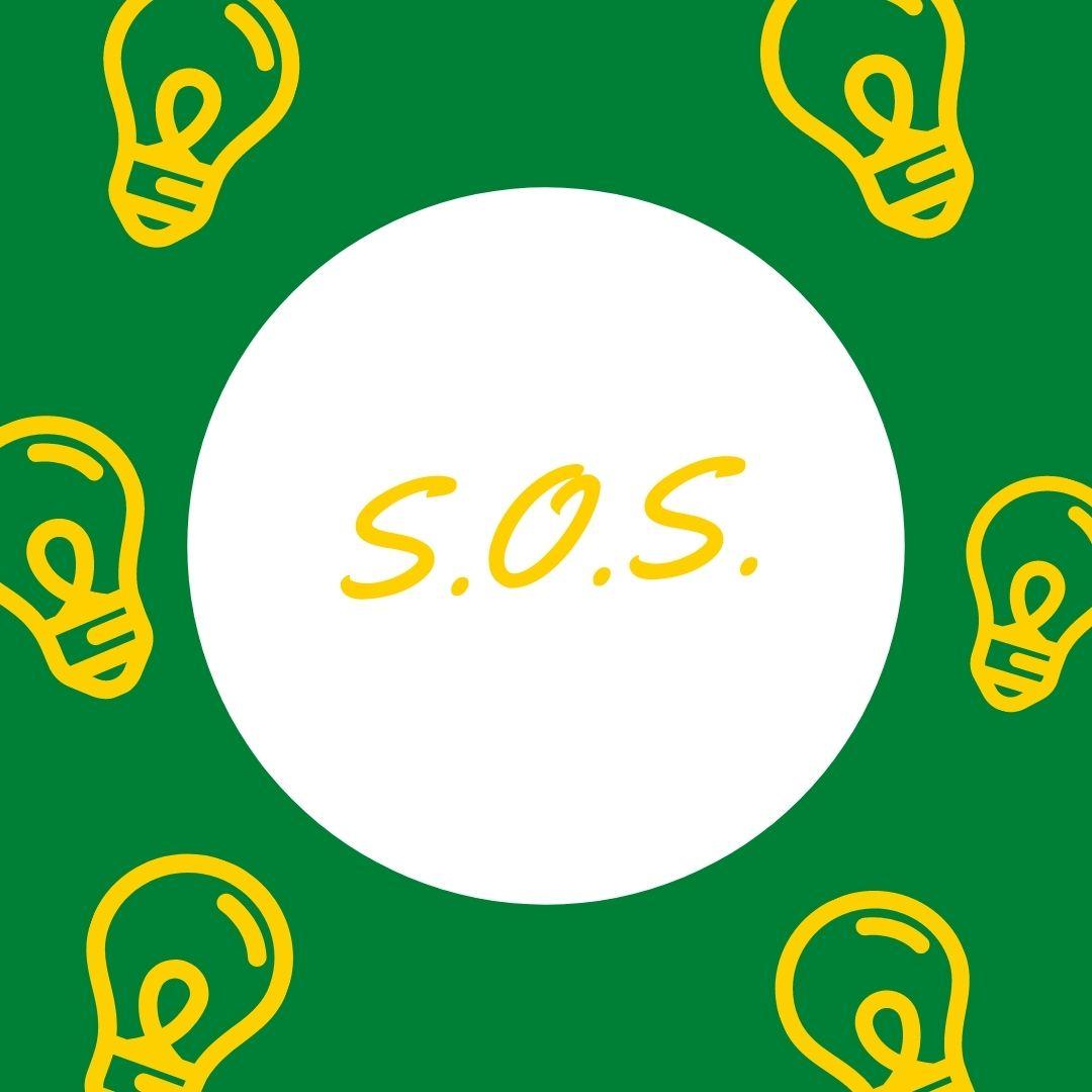 S.O.S. = STRETNUTIE O STRETKÁCH