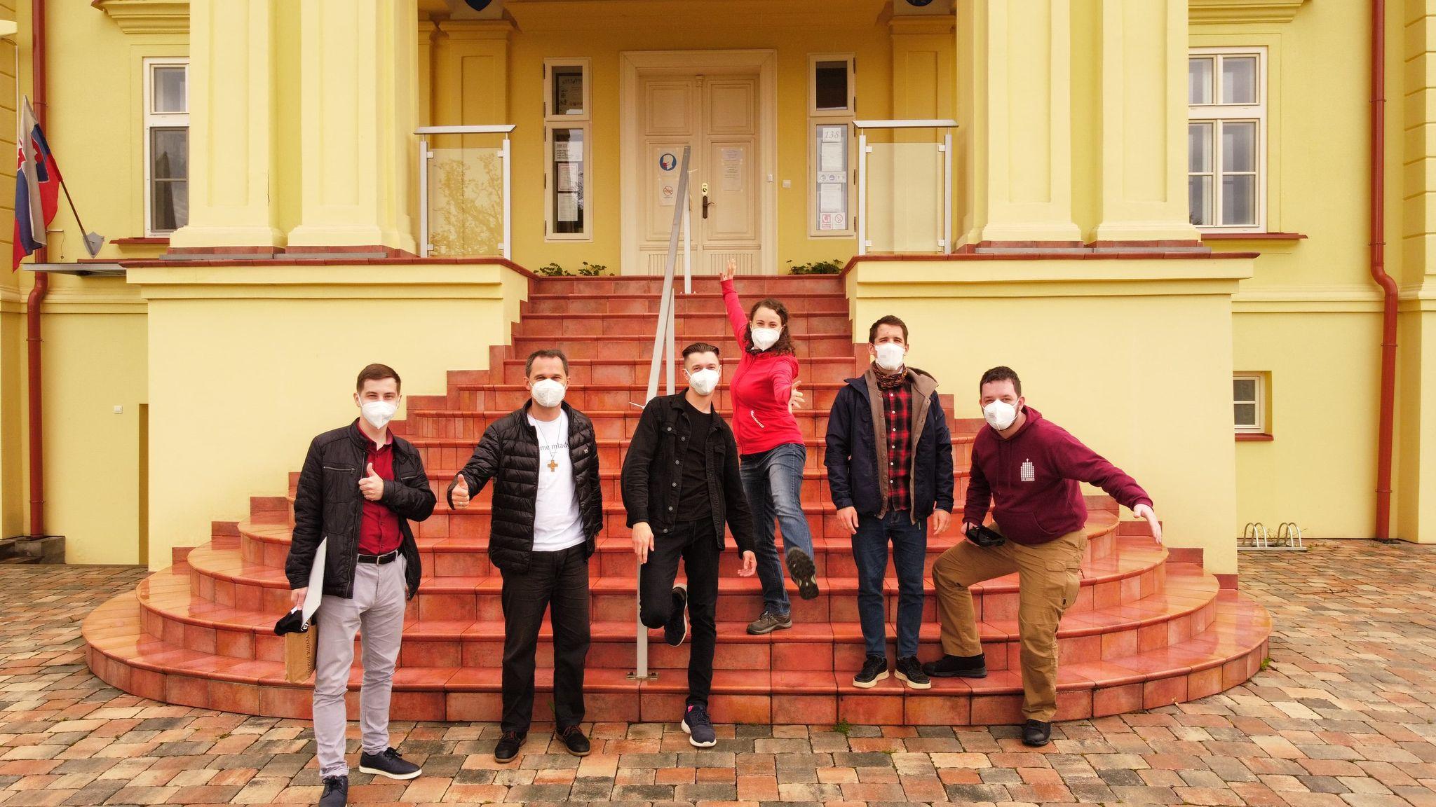 Domka po celom Slovensku opäť rozbieha svoju činnosť
