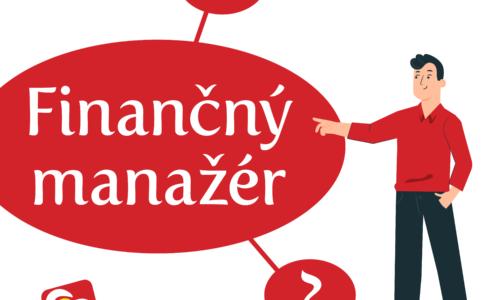 Pracovná ponuka – Finančný manažér/manažérka
