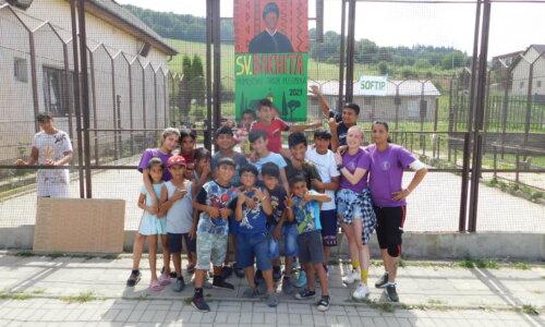 Zo života našich stredísk – tábor na Poštárke – Bakhita 2021